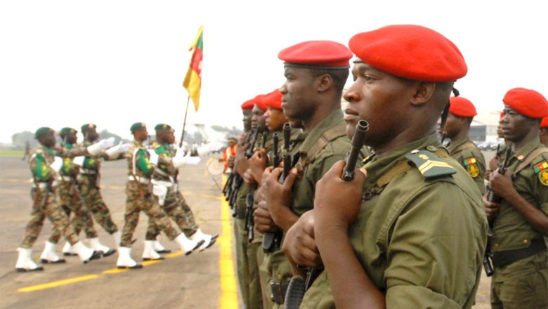 Five security officers killed in crisis stricken Cameroon