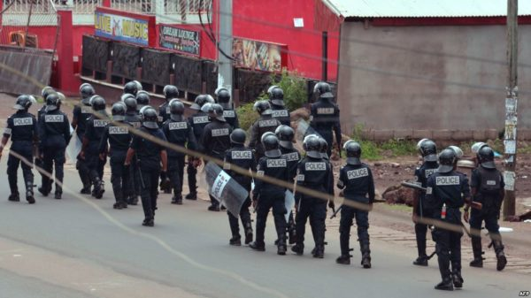 UN security Council urged to take action over rights violation in Cameroon