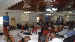 Participants at the workshop /Pic. UNDP