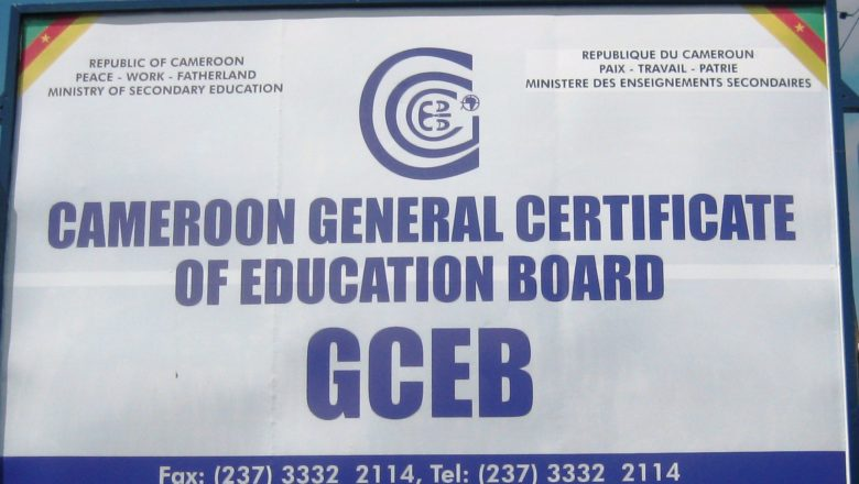 GCE 2018 results released - Journal du Cameroun
