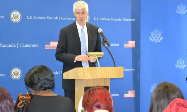 US Ambassador returns to Cameroon