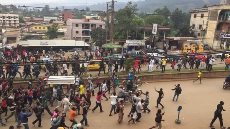 un condemns mass killings kidnappings in crisis stricken cameroon