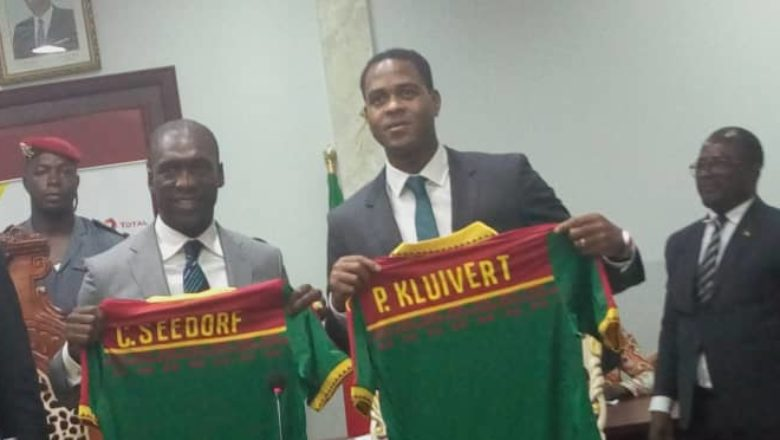 Cameroon fires Seedorf, Kluivert after early exit at African Cup