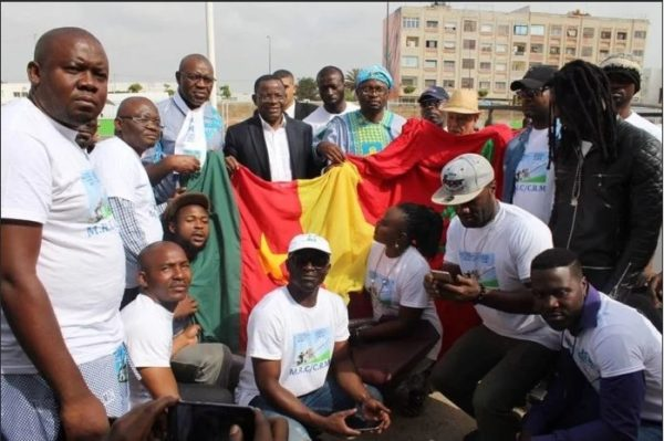 Kamto's supporters mobilise to protest before US diplomat in Cameroon