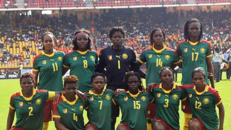 2018 AWCON: Cameroon bounce back to beat Mali