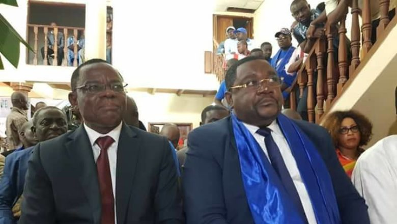 """Cameroon: Paul Eric Kingue urge party supporters to """"fiercely ..."""