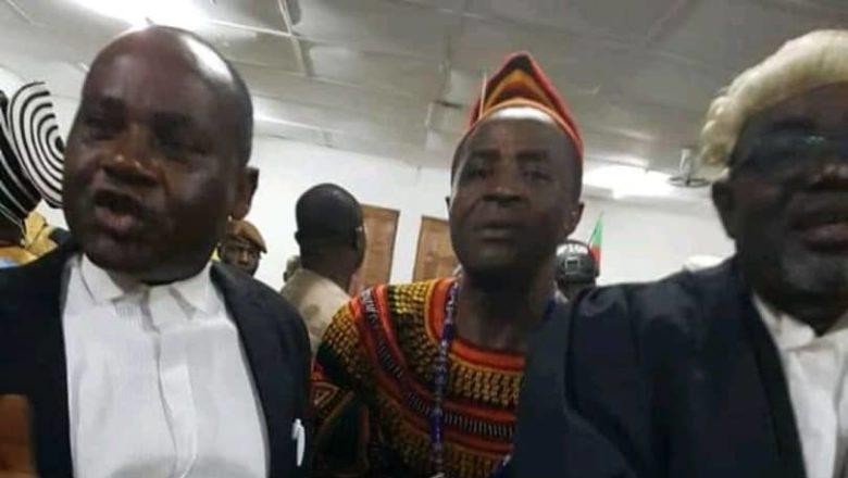 1e753ea0aab Cameroon  Detained Ambazonia leaders continue court boycott