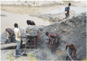 How illegal Chinese mining destroys livelihoods, fuels