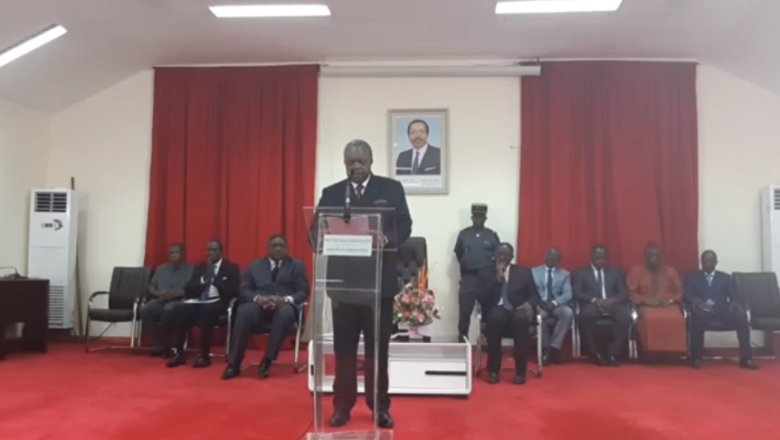 Cameroon gov't reacts to life sentence slammed on Ambazonia