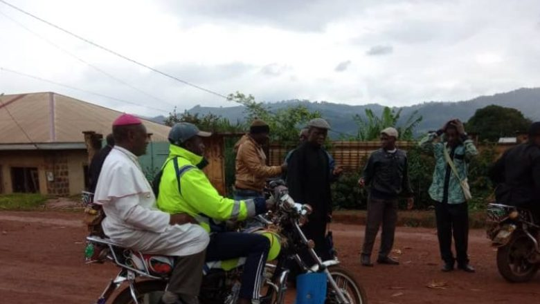 Cameroon: Kumbo Bishop released after 'brief stay' with