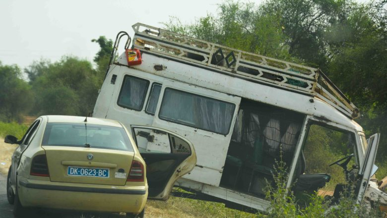 Cameroon: Road accident kills one, injures 9 in West region