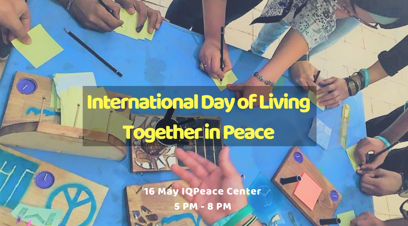 International Day Of Living Together In Peace Journal Du Cameroun