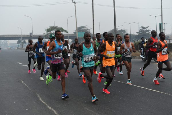Kenyan, Ethiopian emerge winners of Access Bank Lagos City Marathon
