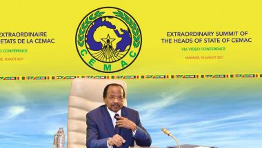 Cameroon: CEMAC leaders look to recover from recession triggered by COVID-19